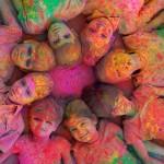 Colorful!! 世界三大過激祭ホーリー