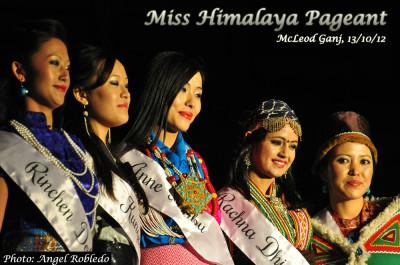 miss himalaya india mcleod ganj 13 oct 2012