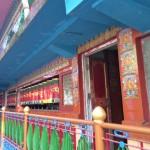2014秋☆スタディツアーvol.5(3日目)チベット寺院へ散歩