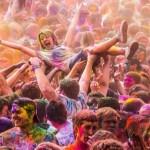 2015春スタディツアー vol.3 (2日目)【狂喜乱舞!世界一カラフルでクレイジーなインドの「ホーリー祭!」①】