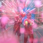 2015春スタディツアー vol.4 (2日目)【狂喜乱舞!世界一カラフルでクレイジーなインドの「ホーリー祭!」②】