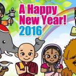 明けましておめでとうございます!新年ご挨拶&キャラクター発表!