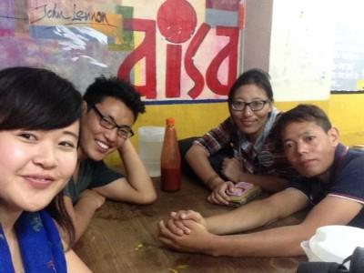 チベット人の友達 (960x720)
