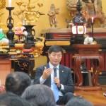 チベット亡命政権首相ロブサン・センゲ来日講演