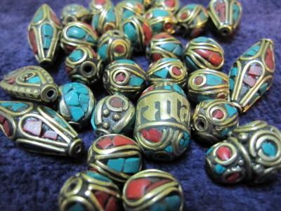 新春チャリティ「Tibetan Antique Beads × 京職人vol.3」開催中