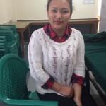 奨学生file.9 Tenzin Dolkar