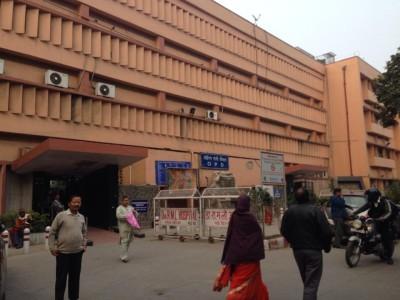 実習先の病院