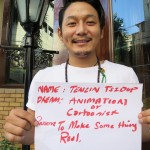 奨学生file.3 Tenzin Tsidup