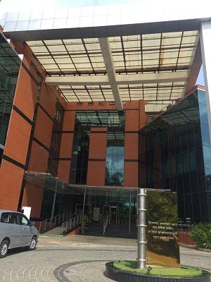 大学のメインオフィス