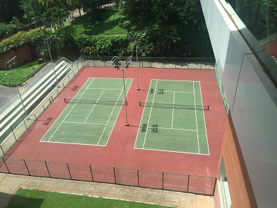 運動施設③(テニスコート)