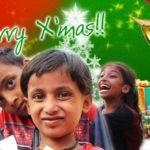 スラムへのクリスマスプレゼント~X'mas gift for slum kids