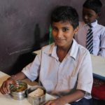 インドの給食