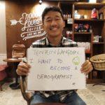 奨学生FILE. Tenzin Wangden(6期生)