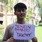 奨学生FILE. Tenzin Bhakdo(6期生)