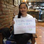 奨学生FILE. Kalsang Chodon(6期生)