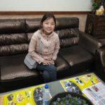 奨学生FILE. Ngawang Wangmo(6期生)