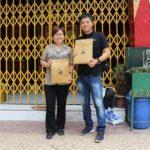 デリーのリトルチベット?!マジュヌカティラでチベット人奨学生に会った