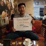 奨学生FILE. Tenzin Dhondup(6期生)