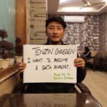 奨学生FILE. Tenzin Choeden(6期生)