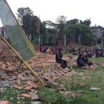 【ネパール緊急支援】(チベット難民キャンプ)